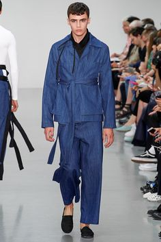 Craig Green Spring 2016 Menswear - Collection - Gallery - Style.com