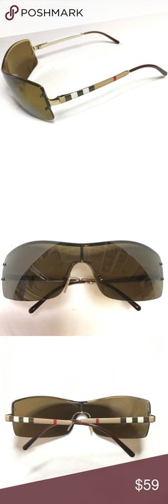 57ee2cdc364c Burberry Sunglasses B 3073 1145 83 Polarized Burberry Sunglasses B 3073  1145 83 Polarized