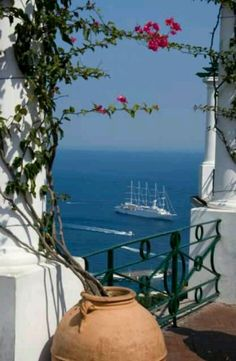 Santorini , Greece by Naghma Albania, Greece Travel, Italy Travel, Positano, The Places Youll Go, Places To See, Wonderful Places, Beautiful Places, 6 Photos