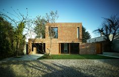 Casa no Mount Anville / Aughey O'flaherty Architects