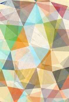 Gems - Zeke Tucker. See http://society6.com/ZekeTucker/Gems-xaP_Print