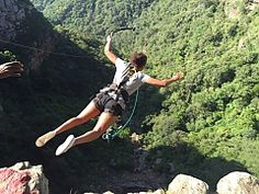 Gorge Swing trips in Durban, South Africa - Dirty Boots Adventure Holiday, Adventure Tours, Sa Tourism, Adventure Center, Shark Diving, Adventure Activities, Countries Of The World, Rafting, South Africa