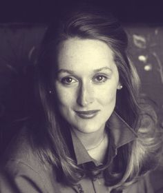 Meryl Streep in 1980. Still just as gorgeous today.