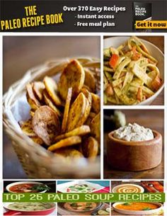 Paleo Recipes Book