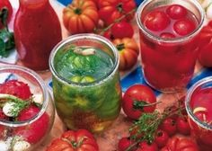 Légumes : dix recettes de conserves naturelles