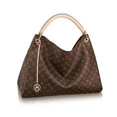 Discover Louis Vuitton Artsy MM via Louis Vuitton