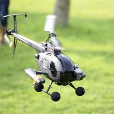 FX070C 2.4G 4CH 6-Axis Gyro Flybarless MD500 Scale RC Helicopter - US$105.99