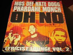 Mos Def, Nate Dogg & Pharoahe Monch / Cocoa Brovaz – Oh No / Get Up #Vinyl