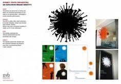 Sydney Youth Orchestra: An Explosive Brand Identity, Saatchi & Saatchi, Sydney, Sydney Youth Orchestra, Print, Outdoor, Ads