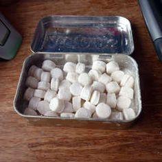 Copycat Candy Recipes    Homemade Altoids Recipe