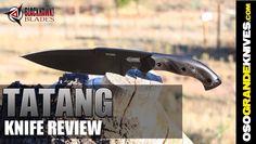 Blackhawk Blades Tatang Combat Knife Review. Click here to read more about the Tatang knife: http://www.osograndeknives.com/catalog/knives/blackhawk-blades-tatang-fixed-blade-knife-black-frn-plainedge-bh-15tt00bk-25248.html