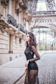LBD  Rhea Costa -dress  http://www.rheacosta.com/ Model Doina Ciobanu http://thegoldendiamonds.com/