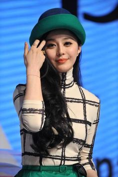 FORBES CHINA's annual celebrity list is based on income and appearances in magazines, newspapers, TV shows and online. Fan Bingbing, Asian Woman, Asian Girl, My Fair Princess, Lin Chi Ling, Fashion Models, High Fashion, Chinese Actress, Indian Beauty Saree