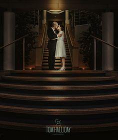 Urban wedding photography - tom halliday photography - uk wedding photography - landscape photography - night time photography – sky photography