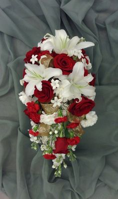 29 Best Red Bridal Bouquets Images In 2020 Bridal Bouquet Red