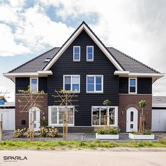 Topcoat siding is modern way to build your dreams. House Siding, Topcoat, Dreaming Of You, Construction, Dreams, Mansions, House Styles, Building, Wood