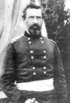 William T.H. Brooks (USA) - Second Seminole War; Navajo Wars