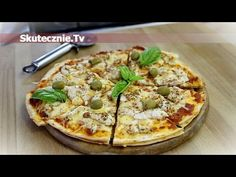 Szybka pizza z tortilli z serem :: Skutecznie.Tv [HD] - YouTube
