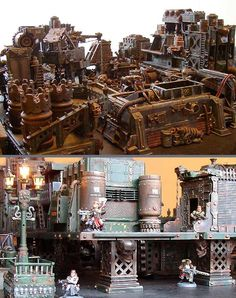 Forge World Industrial Terrain