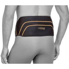 Copper Fit Back Support, Black