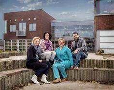 Groesbeek (19.000 inwoners) vier sociale teams. Sociaal team Groesbeek Noord en Heilig landstichting