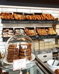 Beacoup bakery- Good morning! We're fully stocked. See you soon. #beaucoupbakery