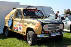Renault 4 Pick up Sinpar