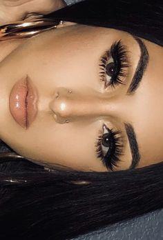 Gorgeous Makeup: Tips and Tricks With Eye Makeup and Eyeshadow – Makeup Design Ideas Makeup 101, Makeup Goals, Makeup Inspo, Beauty Makeup, Hair Beauty, Makeup Ideas, Full Face Makeup, Kiss Makeup, Hair Makeup