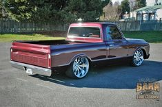 chevy trucks | 1968 Chevy Short Wide Pickup Restoration - Call for price or questions