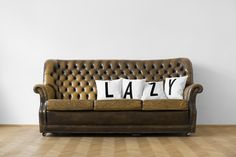 LAZY! Shop the Din Berlin cushions here http://www.typehype.eu/covers-pillows.