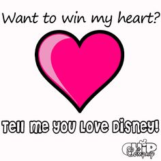 Tell me how much you love DISNEY!