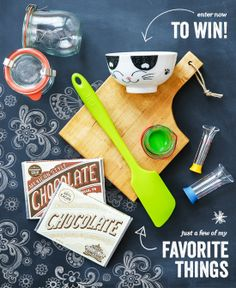 Enter to win My Favorite Things plus an iPad Air #giveaway!
