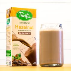 For those looking for a sweet, non-dairy beverage this summer, our Hazelnut Chocolate Non-Dairy, made with roast hazelnut, rich chocolate and real cocoa, is just the drink for you.
