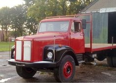 Scania-Vabis L75 6646