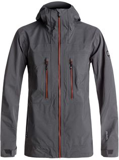 8738545965 eBay #Sponsored Quiksilver Mamatus 3L Gore-Tex Snowboard Jacket Mens Gore  Tex Jacket,