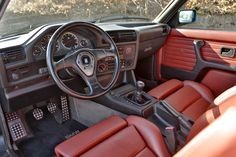 Bmw Accessories, Steering Wheels, Bmw 2002, Car Interiors, Bmw 3 Series, Top Cars, E30, Car In The World, Retro Cars