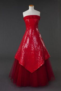 Dress  Arnold Scaasi, 1985