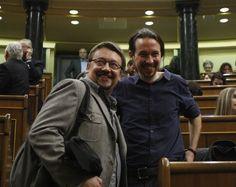 Unidos Podemos anuncia que recurrirá al Constitucional la aplicación del artículo 155 en Catalunya