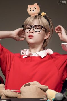Jeongyeon ♡ AHHHHH, She so flawless without even trying!!