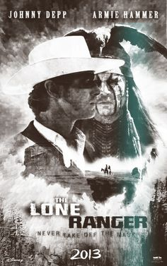 "The Lone Ranger (2013) ""That was supposed to be a warning shot...."""