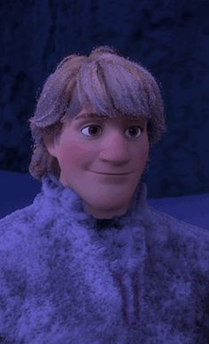 Well well well Kristoff u are looking fine...