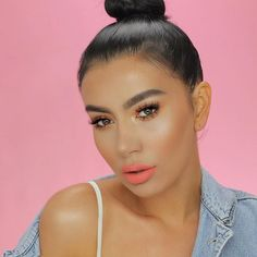 Kylie Jenner inspired makeup look now on my channel! The link is in the bio  #jglam#j_make_up