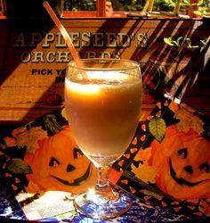 Pumpkin-Allspice Smoothie