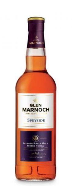 Aldi Glen Marnoch Speyside Single Malt Scotch Whisky, Speyside