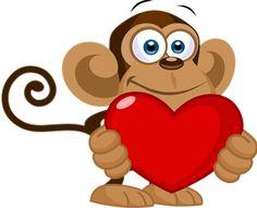 a01-03-monkey-holding-heart (600x486, 190Kb)