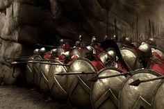 DIY frame King  300 Spartans Shields Movie HUGE Wall POSTER art canvas Movie Poster Print great gift #Affiliate