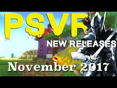 #VR #VRGames #Drone #Gaming PSVR Releases for November 2017   8 new games & DLC atv, Brookhaven Experiment, coming, Discovery, dlc, drift u0026 tricks, End Space, gameplay, games, league of war, minecraft, monsters of the deep, new, Playstation, Playstation VR, Preview, Prospect, Prospects, ps vr, PS4, PSVR, PSVR Andrea, Skyrim, Skyrim VR, The Inpatient, time carnage, top, Upcoming, virtual reality, VR, vr videos, Without parole #Atv #BrookhavenExperiment #Coming #Discovery