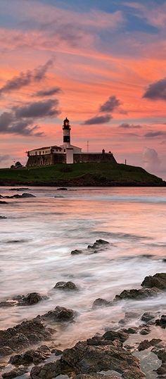 Lighthouse of Salvador - Bahia - Brazil