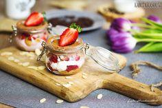 Recept: Trojfarebné jahodové tiramisu