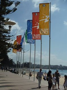 Sydney Beaches Archives - Seeing Sydney Manly Beach Australia, Sydney Australia, Bondi Beach, Palm Beach, Manly Sydney, Sydney Beaches, Cruise Port, Pacific Ocean, Surfing